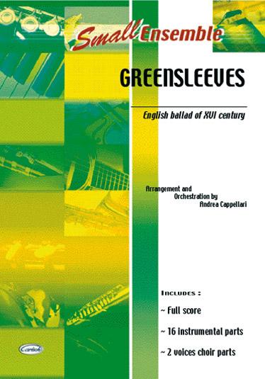 Greensleeves - Ensemble Musical