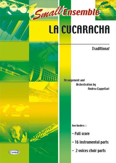 La Cucaracha - Ensemble Musical (reduit)