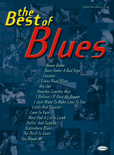 Best Of Blues - Guitare Tablatures