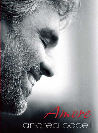 Bocelli Andrea - Amore - Pvg