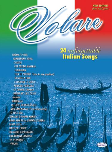 Volare lyrics italiano