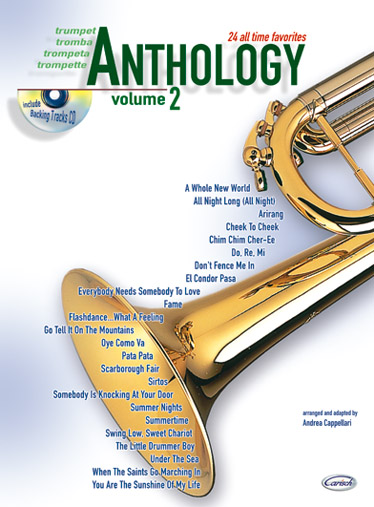 Cappellari A. - Anthology Vol.2 + Cd - Trompette