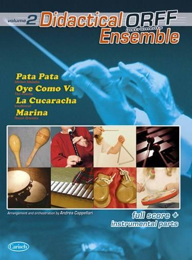 Partition Classique - Didactical Orff Ensemble Vol. 2 - Orchestre