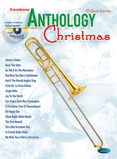 Cappellari A. - Anthology Christmas + Cd - Trombone