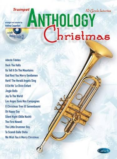 Cappellari A. - Anthology Christmas + Cd - Trompette