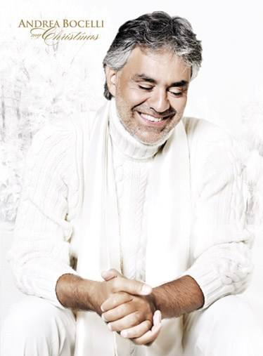 Partition Variete - Bocelli Andrea - My Christmas - Pvg