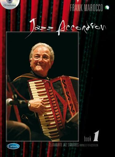 Methode - Marocco Frank - Jazz Accordion + Cd - Accordeon