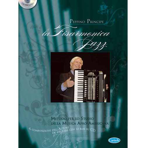 Methode - Principe Peppino - Fisarmonica Jazz + Cd - Accordeon