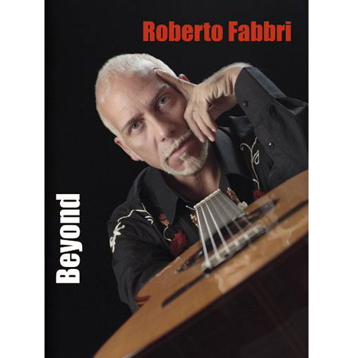 Partition Variete - Fabbri Roberto - Beyond - Guitare