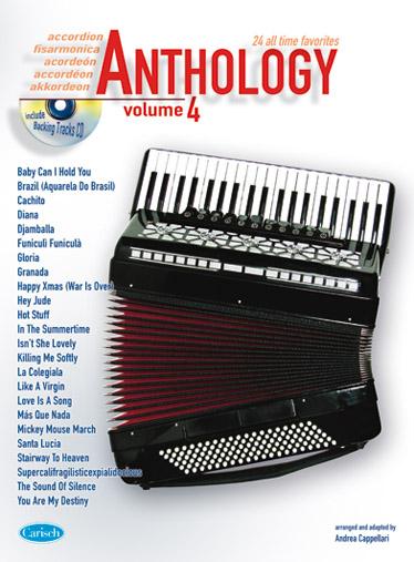 Cappellari Andrea - Anthology Vol.4 - Accordeon