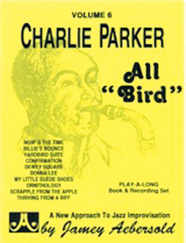 N°006 - Charlie Parker All Bird + Cd