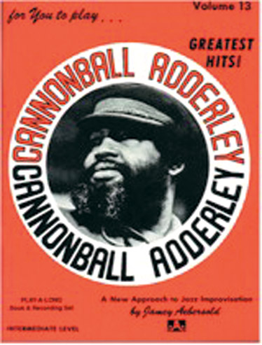 AEBERSOLD N°013 - CANNONBALL ADDERLEY + CD