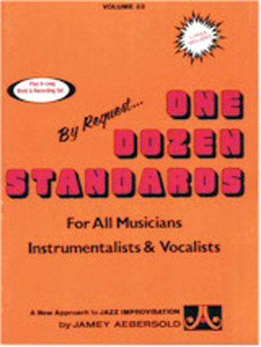 N°023 - One Dozen Standards + 2 Cd