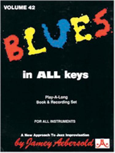 N°042 - Blues In All Keys + Cd