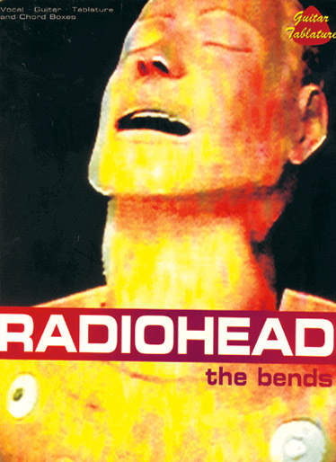 RADIOHEAD - THE BENDS - GUITARE TAB