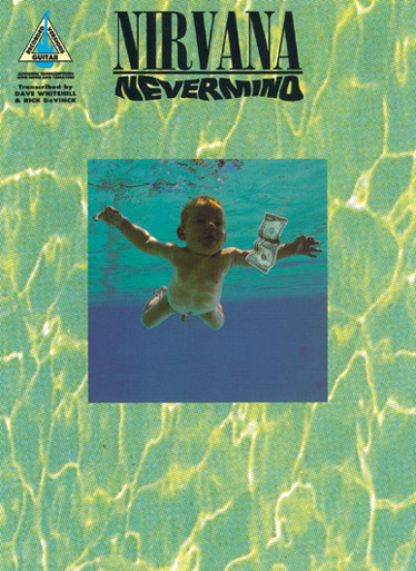 NIRVANA - NEVERMIND - GUITAR TAB