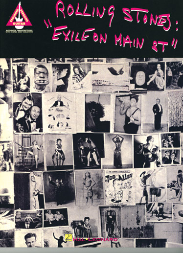 THE ROLLING STONES - EXILE ON MAIN STREET - TAB
