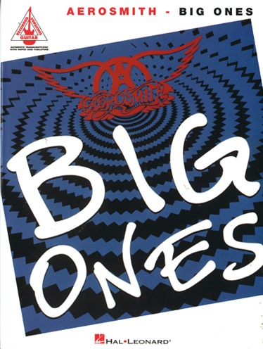 AEROSMITH - BIG ONES - GUITARE TAB