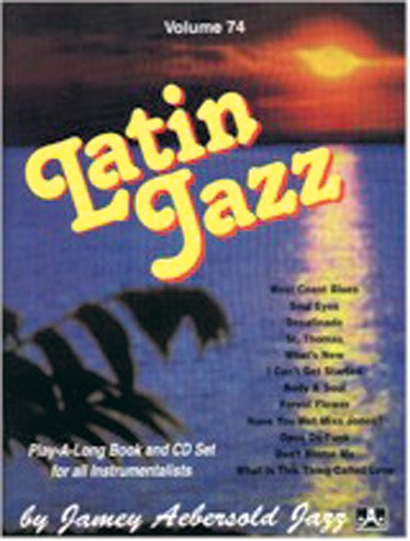 N°074 - Latin Jazz + Cd