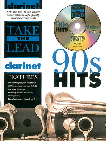 Take The Lead 90' Hits + Cd - Clarinette