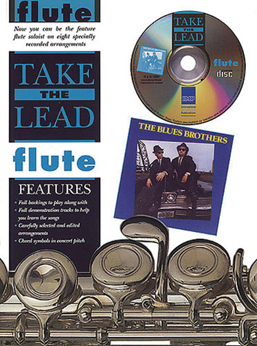 Take The Lead Blues Brothers + Cd - Flûte