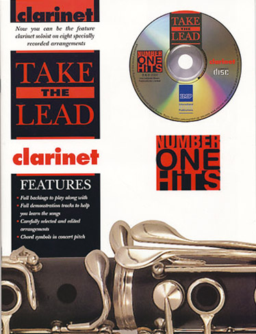 Take The Lead N.1 Hits + Cd - Clarinette