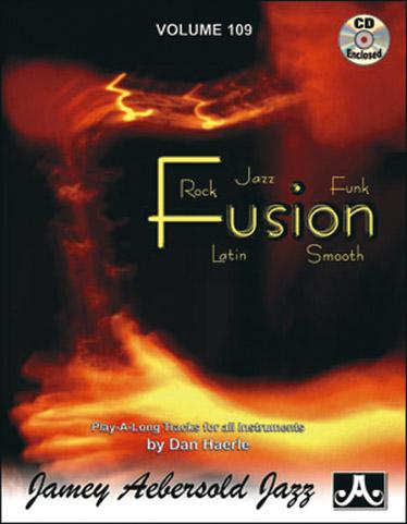 N°109 - Fusion Funk Jazz-rock + Cd - Tous Instruments
