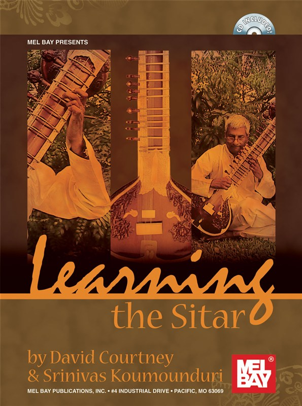 Courtney David - Learning The Sitar - Guitar
