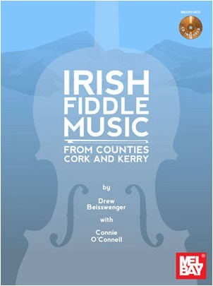 Mel bay beisswenger drew irish fiddle music from counties cork and kerry violin