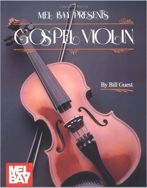 Guest Bill - Gospel Violin + Cd - Violin