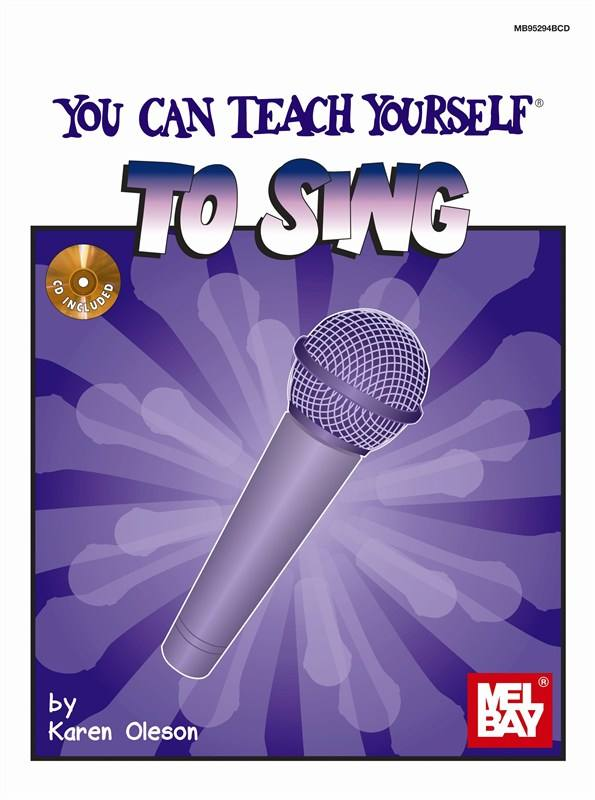 Oleson Karen - You Can Teach Yourself To Sing + Cd - Vocal