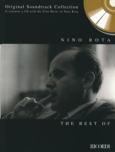 ROTA N. - THE BEST OF - ORIGINAL SOUNDTRACK COLLECTION + CD - PIANO