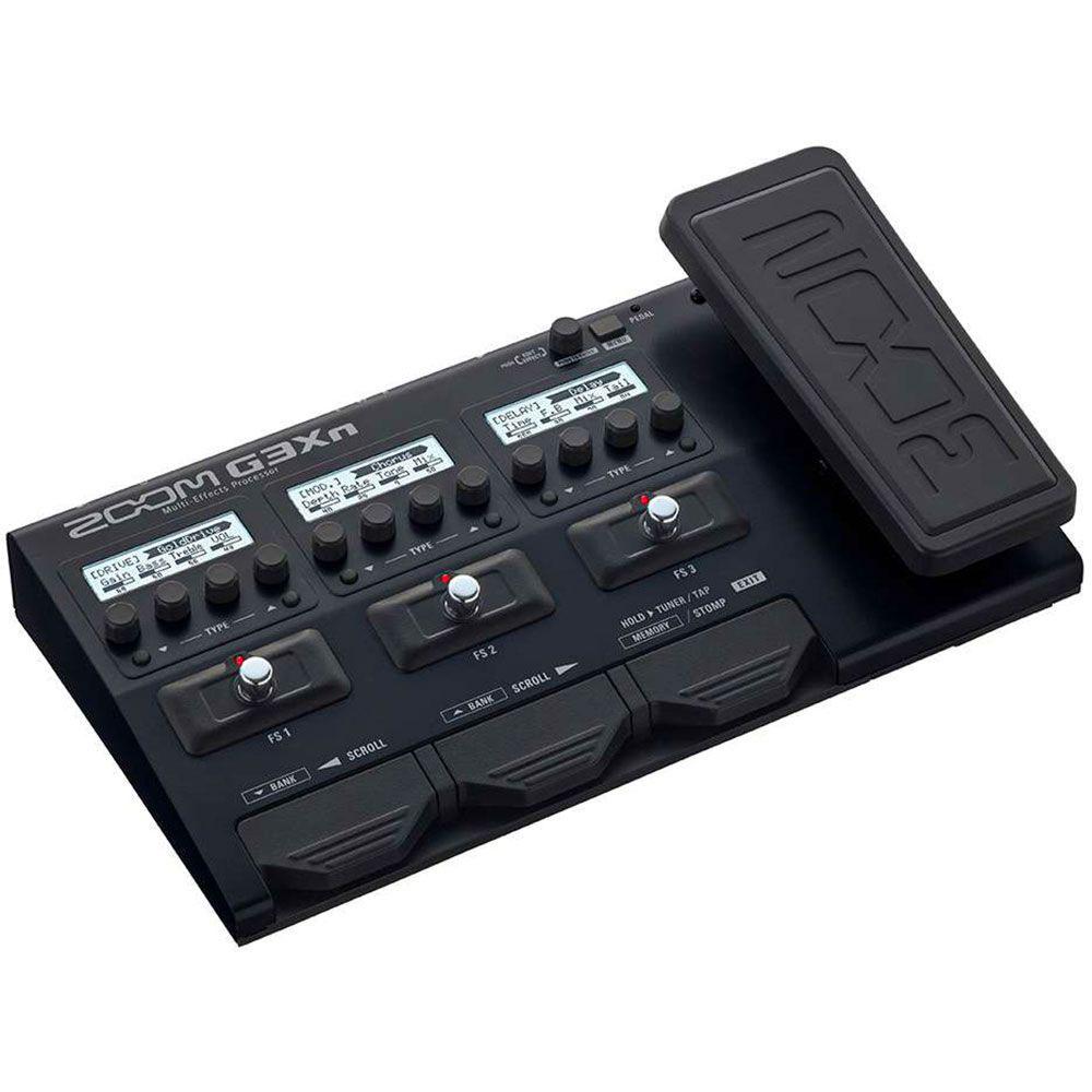 nux as 4 amplifier simulator guitar electric effect pedal true bypass black guitar buy. Black Bedroom Furniture Sets. Home Design Ideas