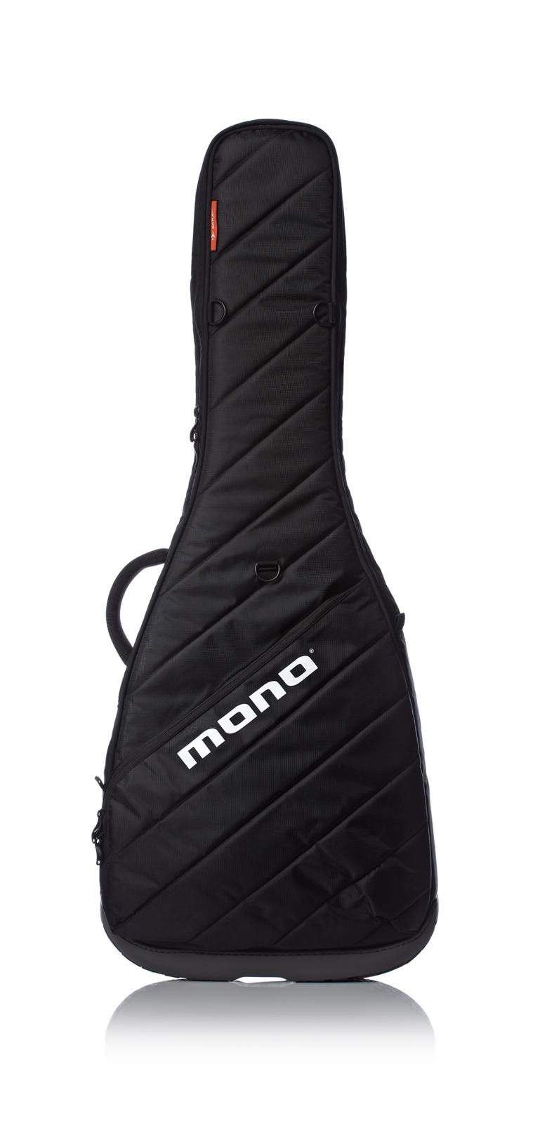 Mono housse guitare electrique m80 sleeve black guitar for Housse guitare electrique