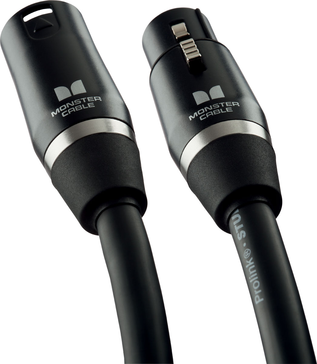 monster cable xlr male xlr femelle 6m microphone. Black Bedroom Furniture Sets. Home Design Ideas