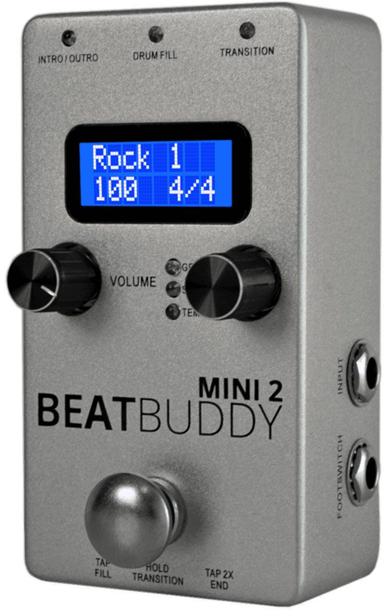 Singular Sound Boites A Rythmes Beatbuddy Miniature V2