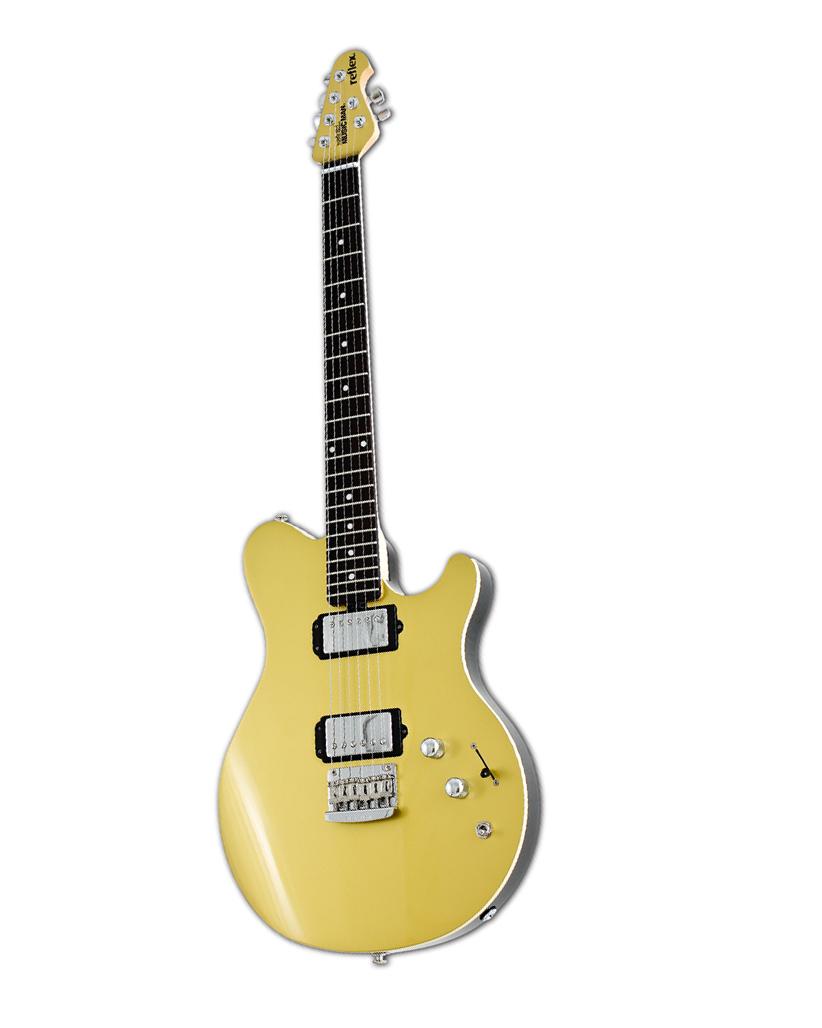 Music Man Reflex Hh Mn Vintage Gold
