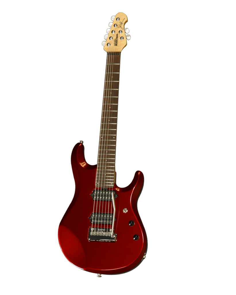 Music Man John Petrucci Signature Mn Candy Red
