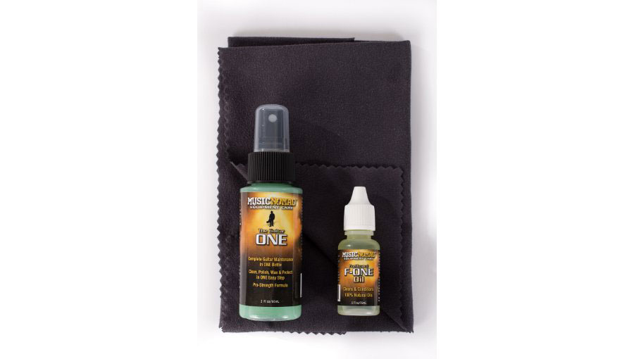 Musicnomad Mn140 - Guitar Care Pack - Pack De 3 Produits