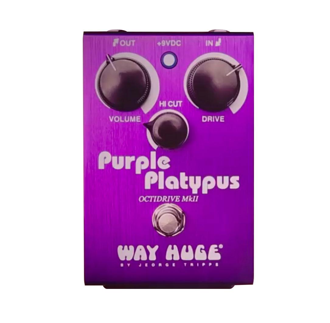 Way Huge Octaver Whe800 Purple Platypus Octidrive Mkii