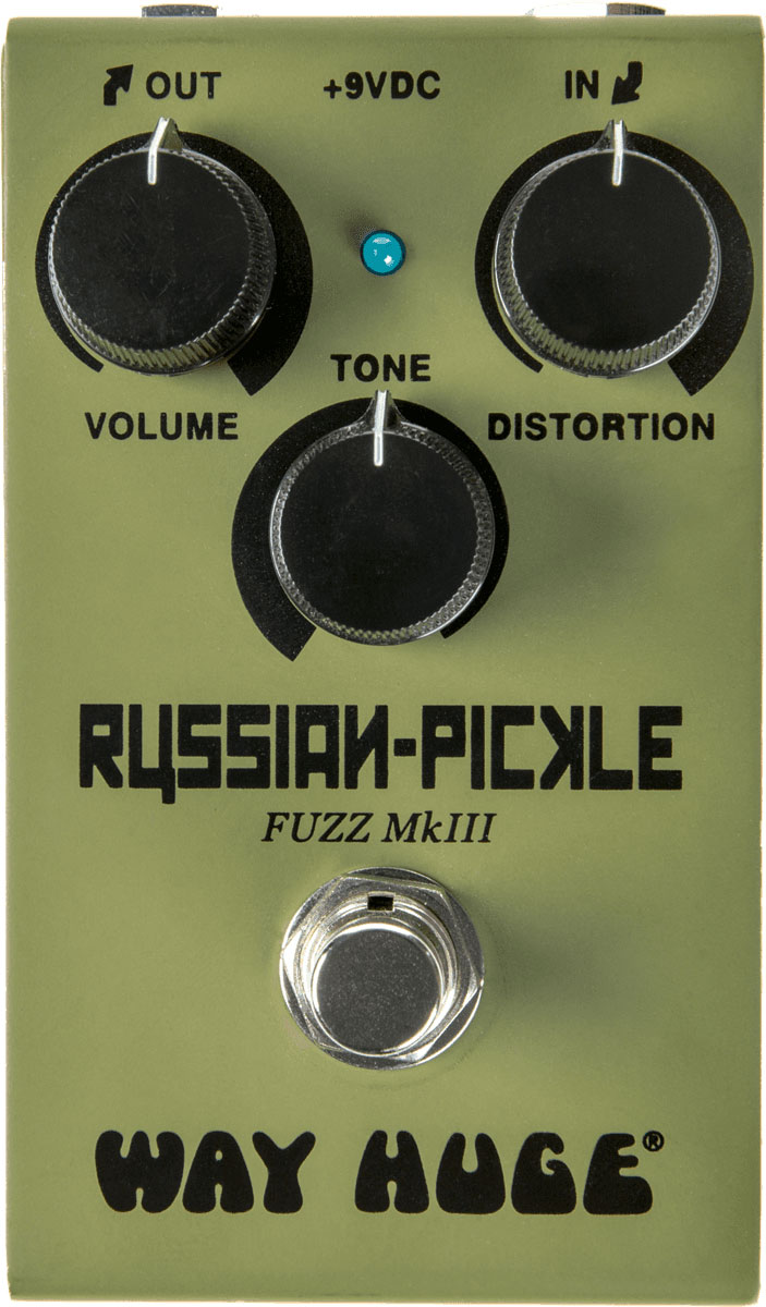 Way Huge Fuzz Russian Pickle Mini