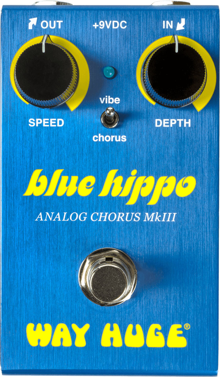 WAY HUGE MODULATION BLUE HIPPO MINI