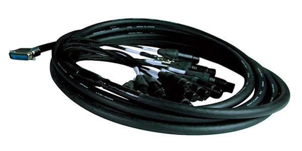 PRIVATE CABLE D36 TO XLR-F 6M
