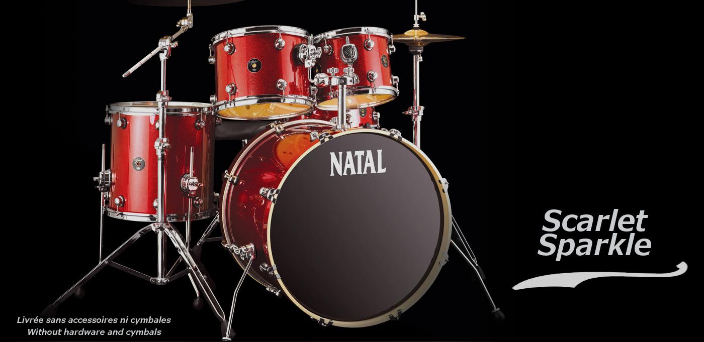 Natal K-s-usu-ss - Spirit Kauri - Fusion 22 - Scarlet Sparkle Limited Edition