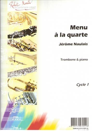 Naulais J. - Menu  La Quarte