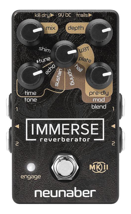 Neunaber Reverb Immerse Mk Ii