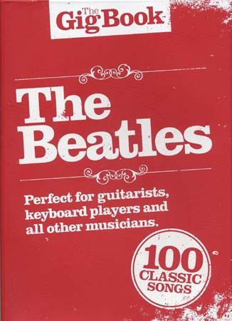 BEATLES (THE) - GIG BOOK