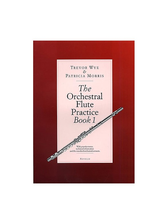 WYE T. - THE ORCHESTRAL FLUTE PRACTICE BOOK 1