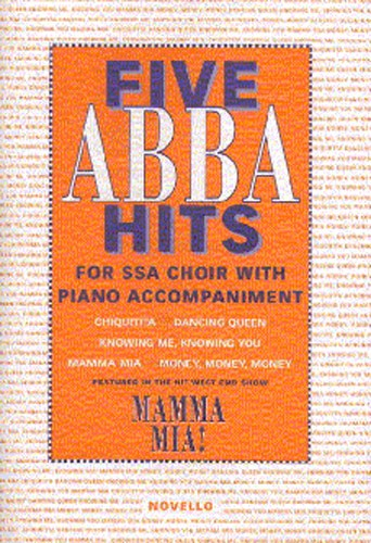 Benny Andersson - Five Abba Hits - Ssa Choir With Piano Accompaniment