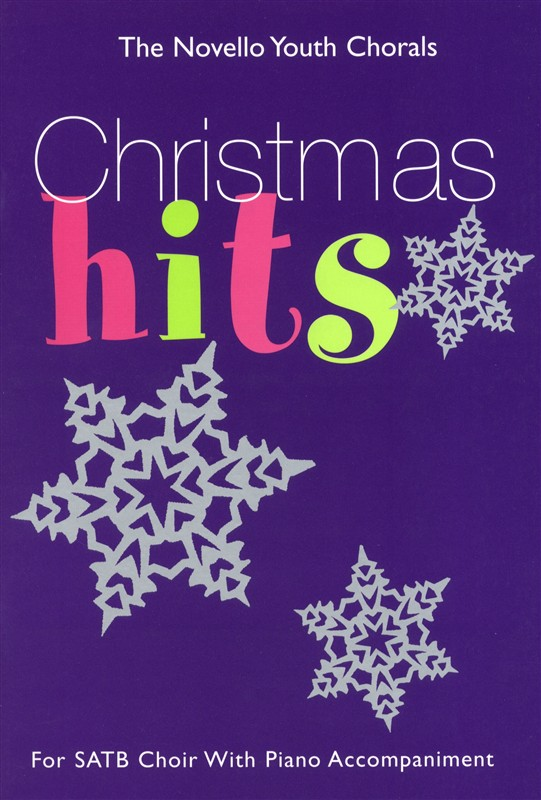 Berty Rice - Christmas Hits For Satb Choir With Piano Accompaniment - Choral